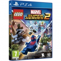 [Прокат PS4] LEGO Marvel Super Heroes