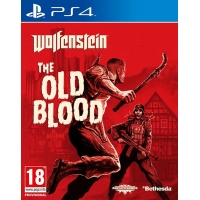 [Прокат PS4]Wolfenstein: The Old Blood игра