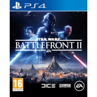 Игровой диск Star Wars: Battlefront 2 [PS4]