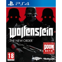 [Прокат ps4] Wolfenstein: The New Order
