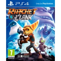 [Прокат PS4] Ratchet & Clank