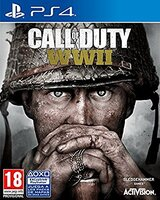 Игровой диск Call Of Duty WWII [PS4]