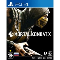 [Прокат ps4] Mortal Kombat X