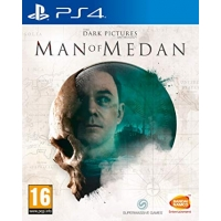 The Dark Pictures Anthology: Man Of Medan игра [PS4]