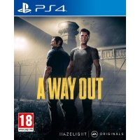 [Прокат PS4] A way out