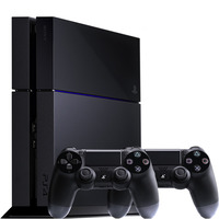 SONY PLAYSTATION 4 1TB (CUH-1216B) Black + 2шт. Dualshock 4