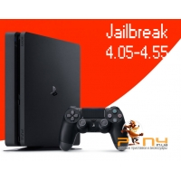SONY PLAYSTATION 4 SLIM 1TB [OFW 4.55]