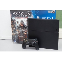 Б.у. Sony PlayStation 4 1TB (PS4)  + 25 ИГР НА ВЫБОР