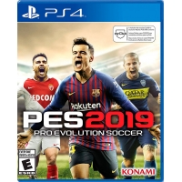 [Прокат PS4] PRO EVOLUTION SOCCER 2019
