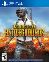 PLAYERUNKNOWN'S BATTLEGROUNDS игра [PS4]