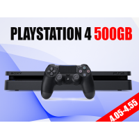 SONY PLAYSTATION 4 SLIM 500GB [OFW 4.55]