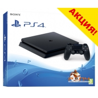 SONY PLAYSTATION 4 SLIM 500GB (CUH-2116A)