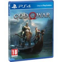 Игровой диск God of War [PS4]