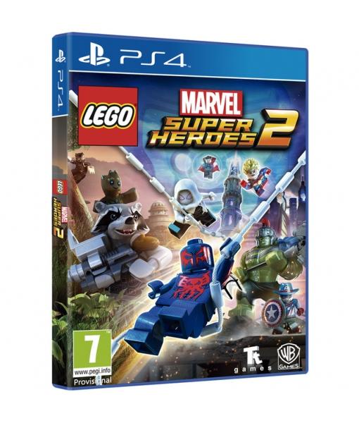 [Прокат PS4] LEGO Marvel Super Heroes