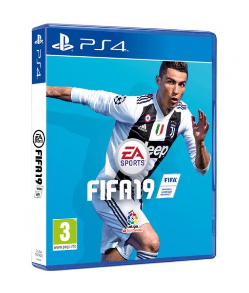 FIFA 19 игра [PS4]