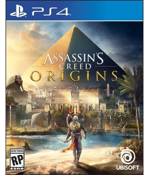 Assassin's Creed: Истоки (Origins) игра [PS4]