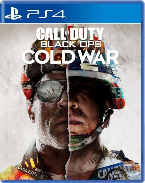 Call of Duty: Black Ops Cold War игра [PS4]