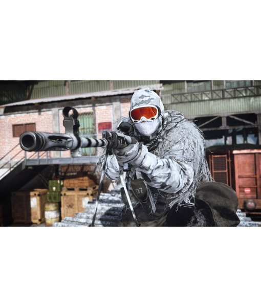 Call of Duty®: Modern Warfare 2019 игра [PS4]