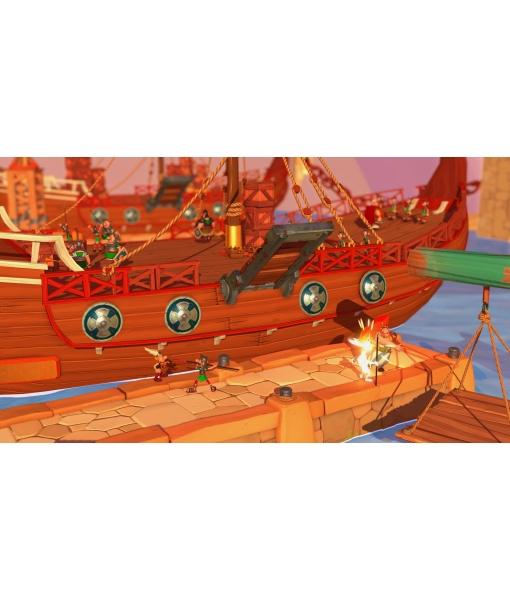 [Прокат PS4] Asterix y Obelix XXL 3: The Crystal Menhir