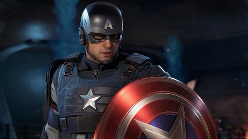 Мстители Marvel (Marvel Avengers) игра PS4