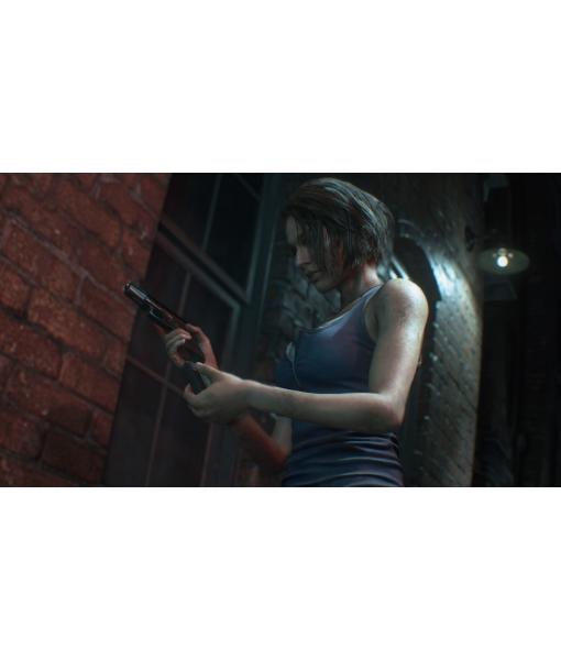 RESIDENT EVIL 3 REMAKE игра [PS4]