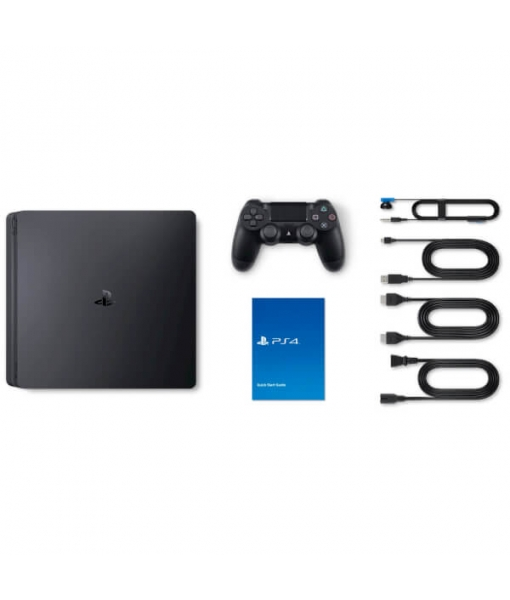 SONY PLAYSTATION 4 SLIM 1TB (PS4 SLIM) + 15 ИГР В КОМПЛЕКТЕ