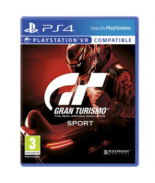Gran Turismo™ Sport ps4 игра [PS4]