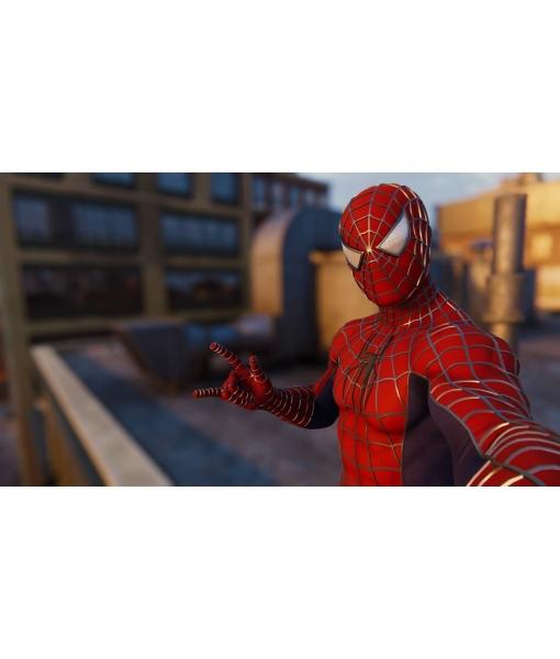 Marvel's Человек-Паук /Spider-Man: Игра года (Все DLC) игра [PS4]