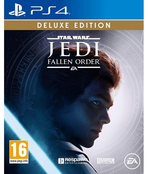 Star Wars Jedi: Fallen Order - Deluxe edition игра [PS4]