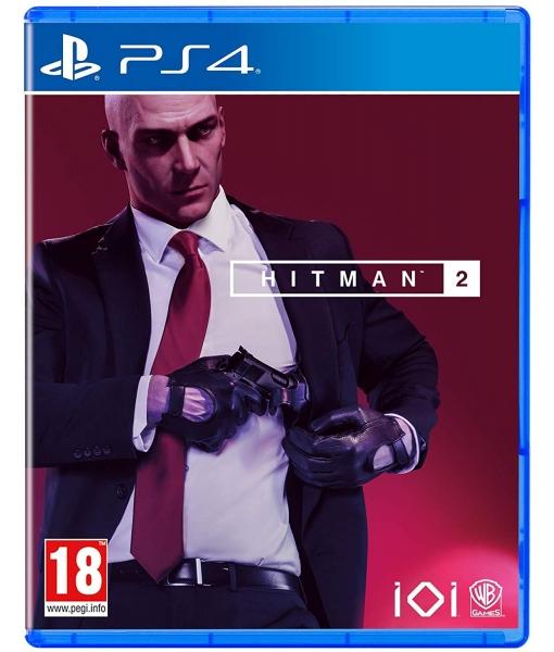 Hitman 2 игра [PS4]