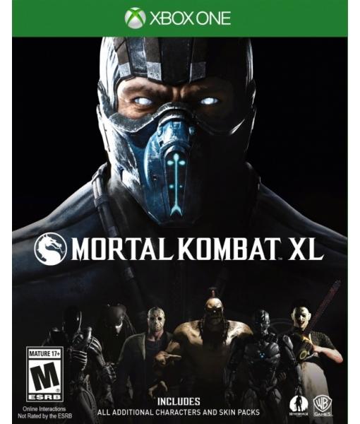 [Прокат XBOX] Mortal Kombat XL