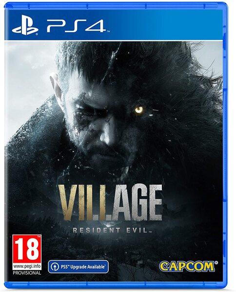 Resident Evil Village игра PS4 & PS5