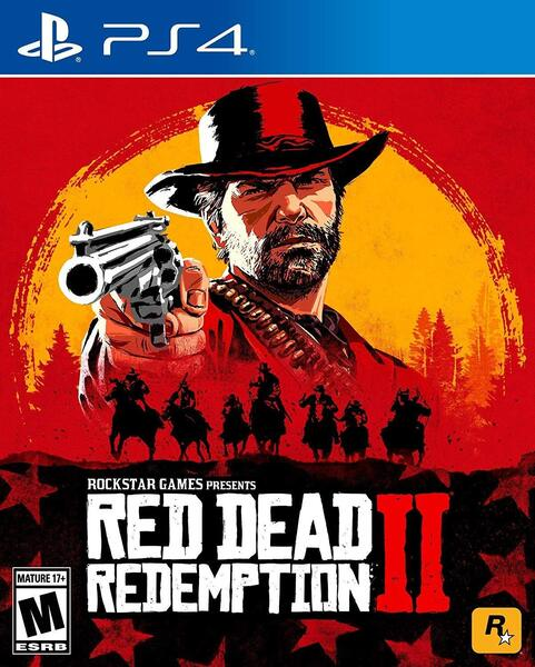 Red Dead Redemption 2 игра [PS4]
