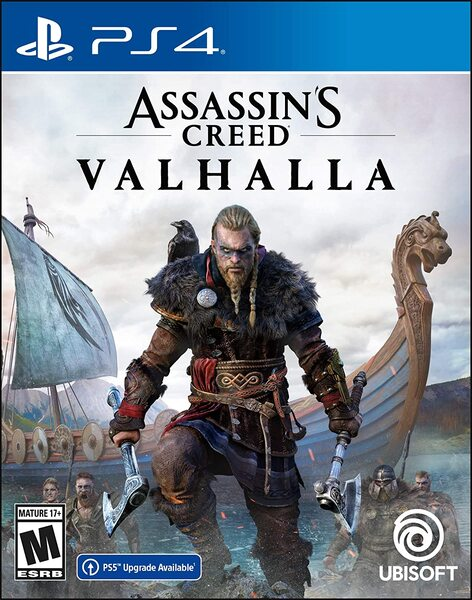 Assassin's Creed Valhalla игра [PS5]