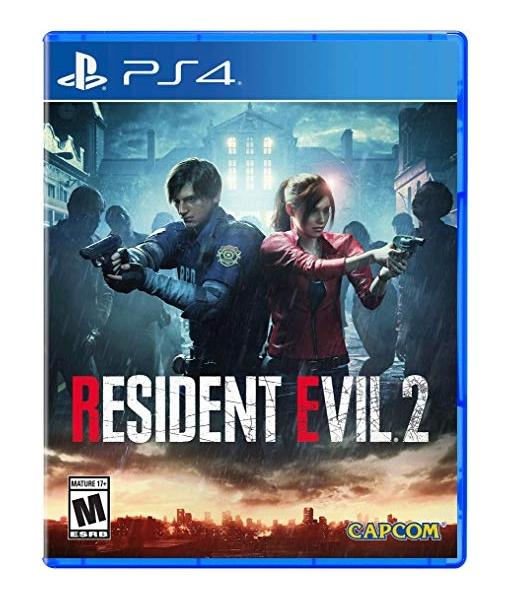 RESIDENT EVIL 2 игра [PS4]