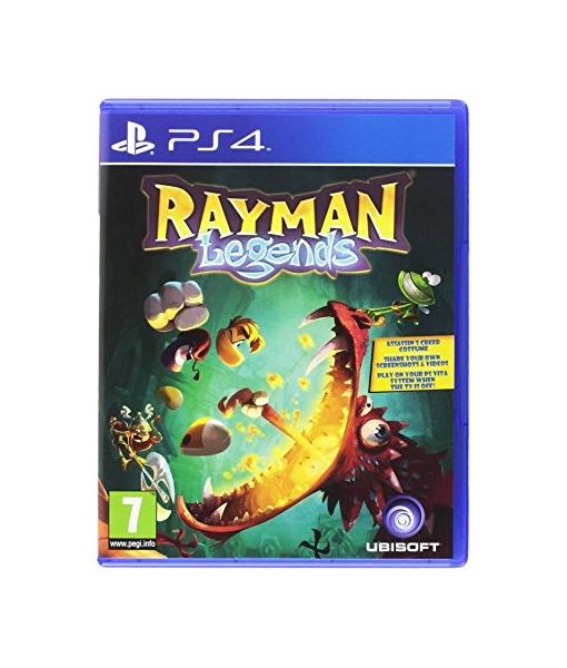 [Прокат PS4] Rayman Legends