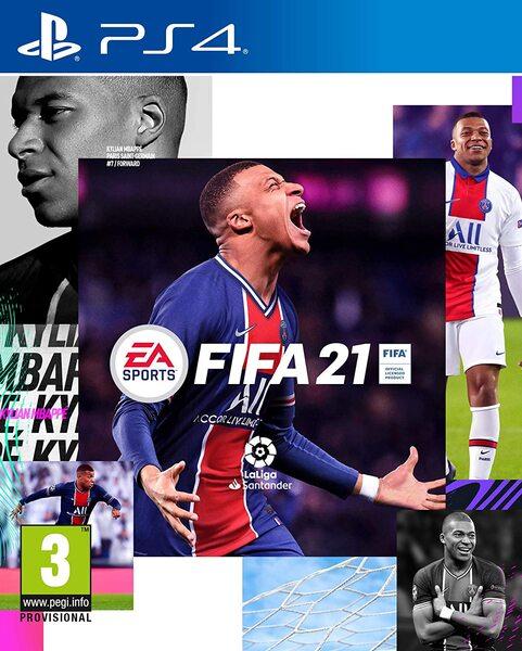 FIFA 21 Издание Champions