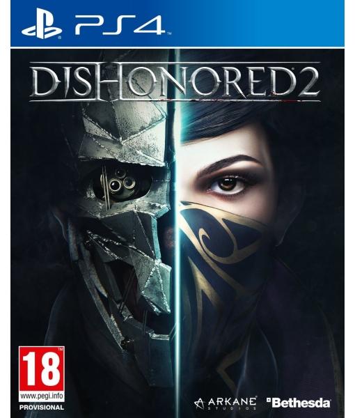 [Прокат PS4] Dishonored 2