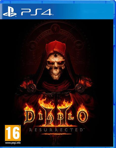 Diablo® II: Resurrected игра PS4