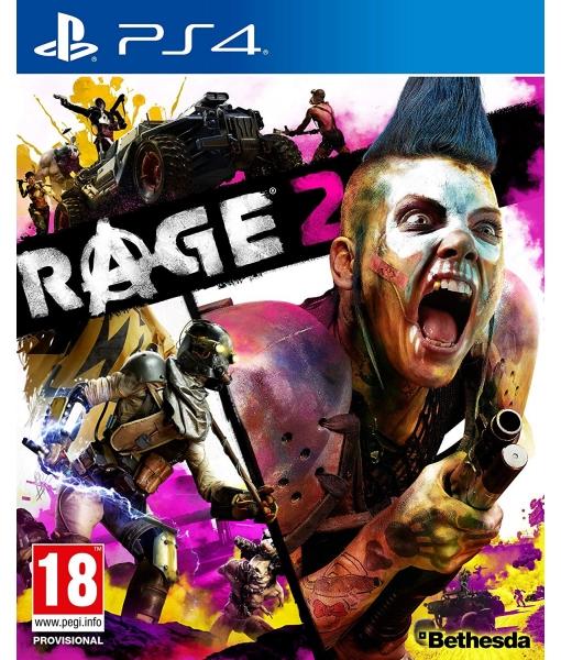 [Прокат PS4] RAGE 2