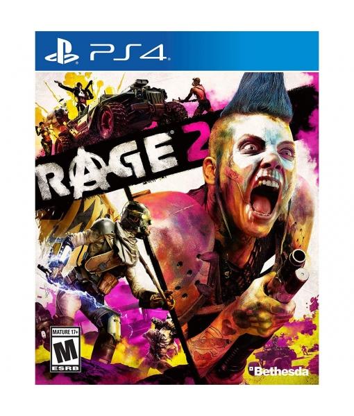 RAGE 2 игра [PS4]