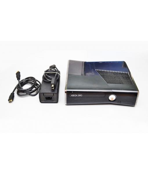 Игровая консоль Microsoft Xbox 360 Slim без HDD