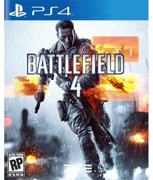 Battlefield 4 & Hard Line