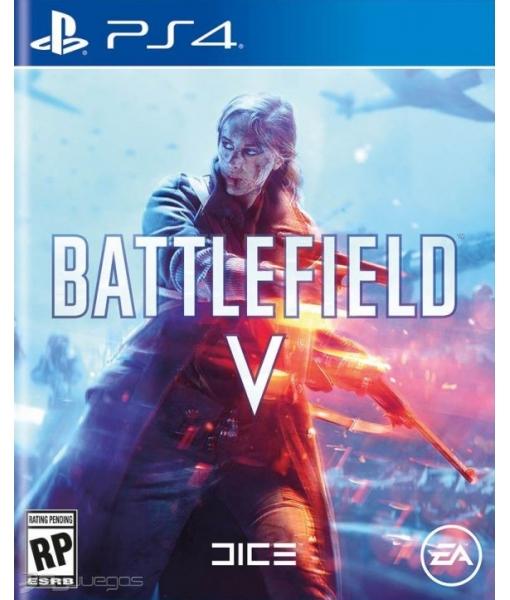 Battlefield V игра [PS4]