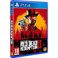 [ПРОКАТ PS4] Red Dead Redemption 2