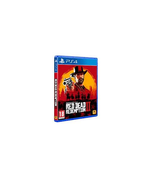 Red Dead Redemption 2 игра [PS4] + 10 EURO на счету