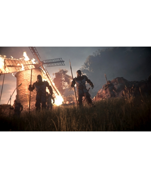 A Plague Tale: Innocence игра [PS4]