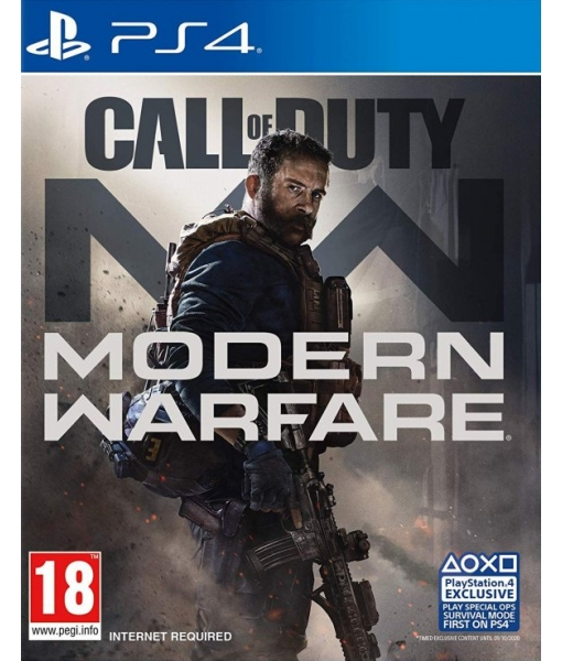 Call of Duty®: Modern Warfare 2019 игра [PS4]