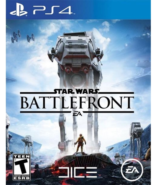 [Прокат ps4] Star Wars: Battlefront
