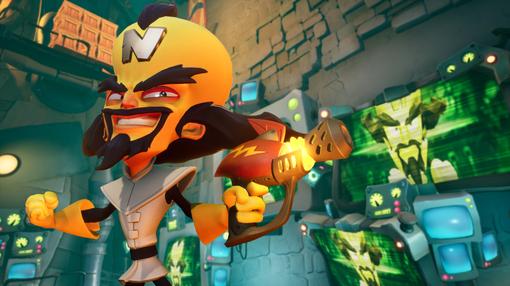 Crash Bandicoot 4: Это Вопрос Времени игра PS4 & PS5
